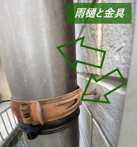 雨樋の調査