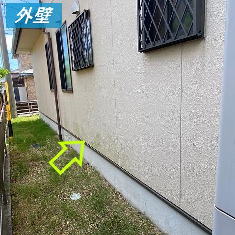 外壁の点検