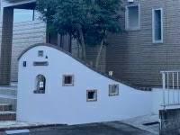 外塀塗り替え後