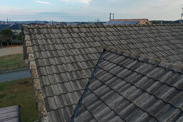 屋根の汚れ
